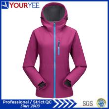 Vêtements d'extérieur à la mode Jacket Softshell pour femme de haute qualité (YRK114)
