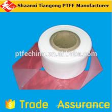 Puro branco 100% material virgem PTFE filme impermeabilizante