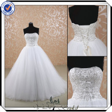 JJ2945 Beaded Sweetheart Embroidery Ball Gown indian wedding dresses girls