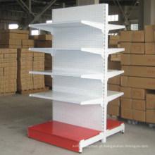 China Fabricante Voltar Duplo Furo Supermercado Gondola Prateleiras (YD-S003A)