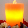 Lilin air mancur flameless beraroma LED dengan timer