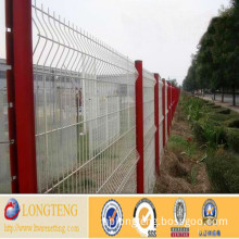 Colorful Safety Plastic Coated Wire Mesh Barrier Fence (LT-010)