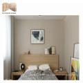precio de fábrica tejido dormitorio decoración del hogar papeles de pared