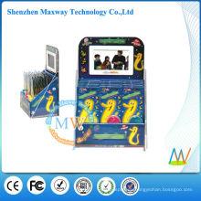 caja de acrílico de la exhibición con pantalla lcd de 7 pulgadas