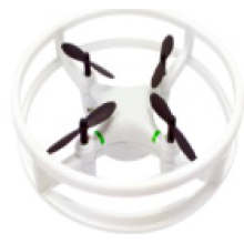 4 Channels Small drone with GPS