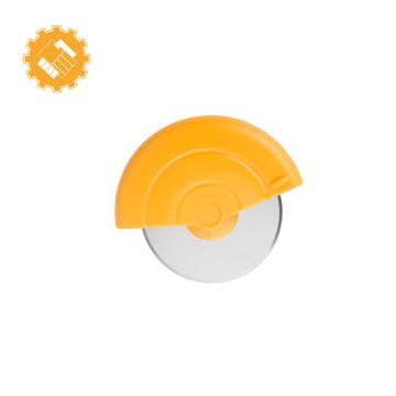 Горячая распродажа цена от производителя пицца колесо и нож из нержавеющей стали с пластиковой крышкой