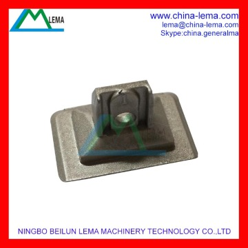 Aluminum die casting teflon treatment parts