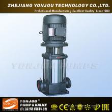 Pompe à tuyauterie verticale à plusieurs étages Yonjou