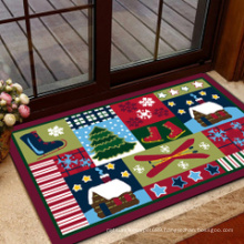 Nylon Printed Christmas Mats