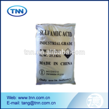 fine chemicals corrosion prevention for Al high quality Sulfamic acid 99.8% / Sulfamic acid