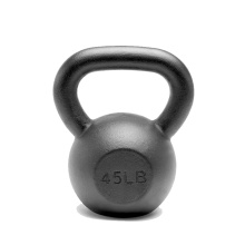 45 LB Powder Coated Kettlebell