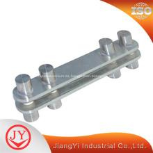 Araña de pared de cristal sin marco SUS304 de calidad superior