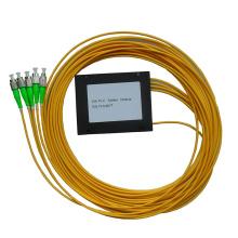 Divisor del PLC de la fibra óptica 1: 4 de la alta calidad del precio bajo de Piogoods para la comunicación del huawei cisco