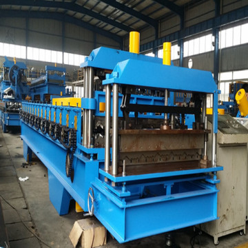 Glasad Tile Roof Sheet Roll Forming Machine
