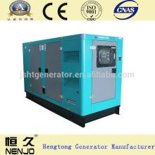Fabricante silencioso del generador eléctrico insonoro de WuDong