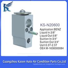 Válvula de control automática de compresor de CA para ac para benz