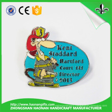 2017 Wholesale Product Metal Badge for Promotion Gift