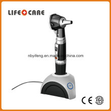 Ce FDA Approved Rechargeable Fiber Otoscope