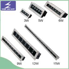 Hochwertiges Aluminium LED begrabenes Licht für Dekoration