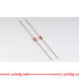 Glass Shell 1K NTC Thermistor Negative Temperature Coefficient Assembl
