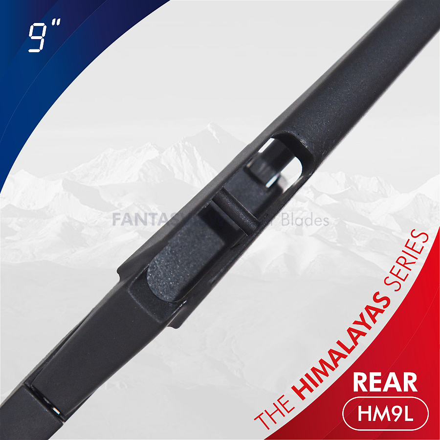 The Himalayas Series Megana Rear Wiper Blades