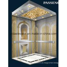 FUJI precio de fábrica ascensor de pasajeros residenciales (JQ-B020)