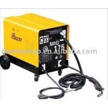 Gas shield welding machine