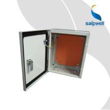 SAIP/SAIPWELL Low Price 300*300*200mm Weatherproof Ip67 Wall Mount Steel Switch Enclosure