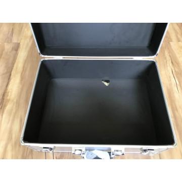 Caixa de Alumínio com Inserto de Espuma Recortado / Esponja para Instrumentos