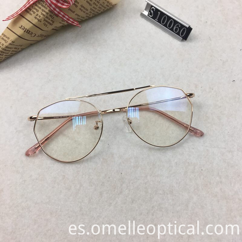 Oval Shaped Glasses