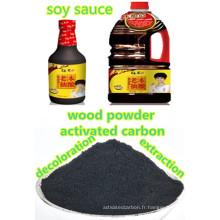 Agent de décoloration de la sauce de soja chinoise fermentation des acides aminés