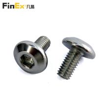 Metric ISO 7380 Button Head Hexagon Socket Cap Screw