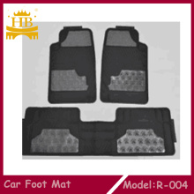 Hot Selling PVC Rubber Pattern Printed Car Floor Mat