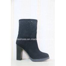 Export Fashion High Heels Sexy Frauen Warm Stiefel