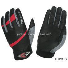 Cool Synthetic Leather Man Garden House Working Gloves