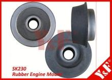 Replacement Parts EX100-2 Robber Engine Mounts for Kobelco