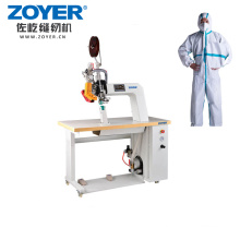 ZY-HA01A warehouse sell manufacturer  hot air seam sealing machine  Making Protective suit clothing