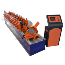 Cold-formed Curtain Rail Roll Forming Machine Manufacturer of High-quality Metal Steel Frame Machine Copper Tile Automatic 1.2mm