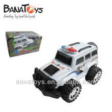 Carros do brinquedo do poder da fricção para miúdos