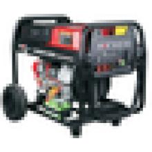 Pequeño generador diesel silencioso