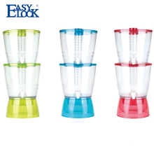 Fruit Infusion Beverage Pitcher with ice core