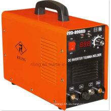 Nverter TIG / máquina de soldadura de MMA con Ce (TIG-160/180/200)