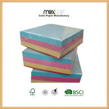 Size 85*85mm 5 Colors Mixed Sticky Note