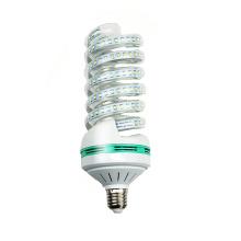 Widely used energy saving E27 holder led spiral shape bulb