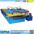 Metal Glazed Roofing Metal Roll Forming Machine