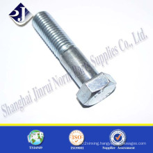 Ts16949 DIN933 Grade 8.8 Partial Thread Hex Bolt