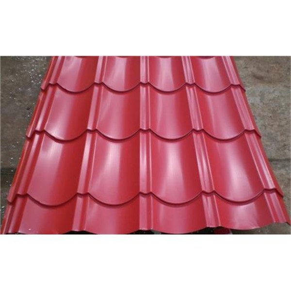 steel sheet metal roofs