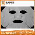 нетканое микроволокно тканевые маски для лица лист белой маске