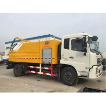 Camion multifonction de nettoyage à haute pression de matériel d'équipement de lavage