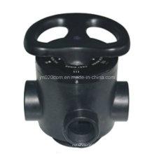 Runxin Manual Multi-Port Filterventil 51210 F56D